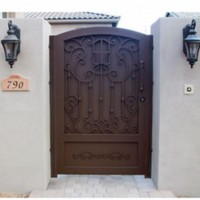 Metal Ornaments For Gates Cheap Metal Driveway Gates For Sale Metal Modern Gates Design And Fences