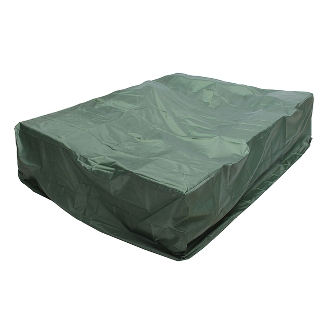 On Sale Waterproof UV Rain Protective Cover Cloth Outdoor Garden Patio  Table Desk Chair Bench Furniture