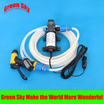 12v dc 80W 5.5L/min high pressure pump water car wash 12v dc 80w 5 5l min high pressure pump water car wash