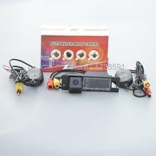 Беспроводной Камера для Buick Excelle XT 2009 ~ 2013/заднего вида Камера/HD Резервное копирование Обратный Камера /CCD Ночное видение