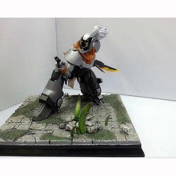 Action Figure LOL Master Yi 18cm the Wuju Bladesman Single hand sword