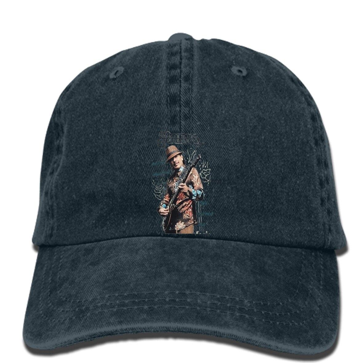 894c20f7cb5 hip hop Baseball caps Music Oye Carlos Santana hat Tour Concert Ance Guitar  Mans Unique s cap-in Baseball Caps from Apparel Accessories on  Aliexpress.com ...
