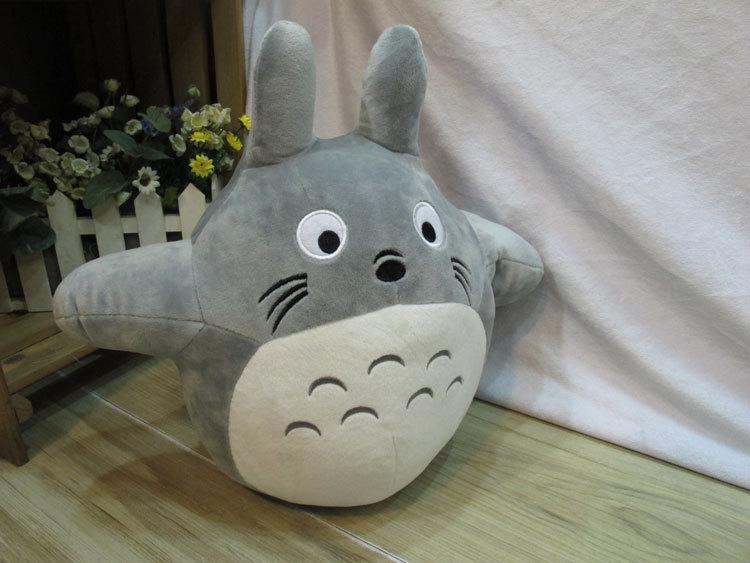 Anime Cartoon My Neighbor Totoro Plush Soft Stuffed Animals Plush Doll Toy 9