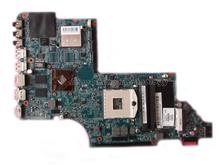 45 days Warranty laptop Motherboard For hp DV7 DV7-6000 665987-001 for intel cpu with HM65 6490/1G non-integrated graphics card
