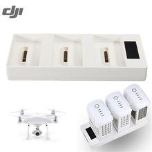 DJI Phantom 4/4 Pro/4 Pro + Радиоуправляемый квадрокоптер Камера Drone FPV-системы Racing Асса умных multi батарея Зарядное устройство зарядки HUB