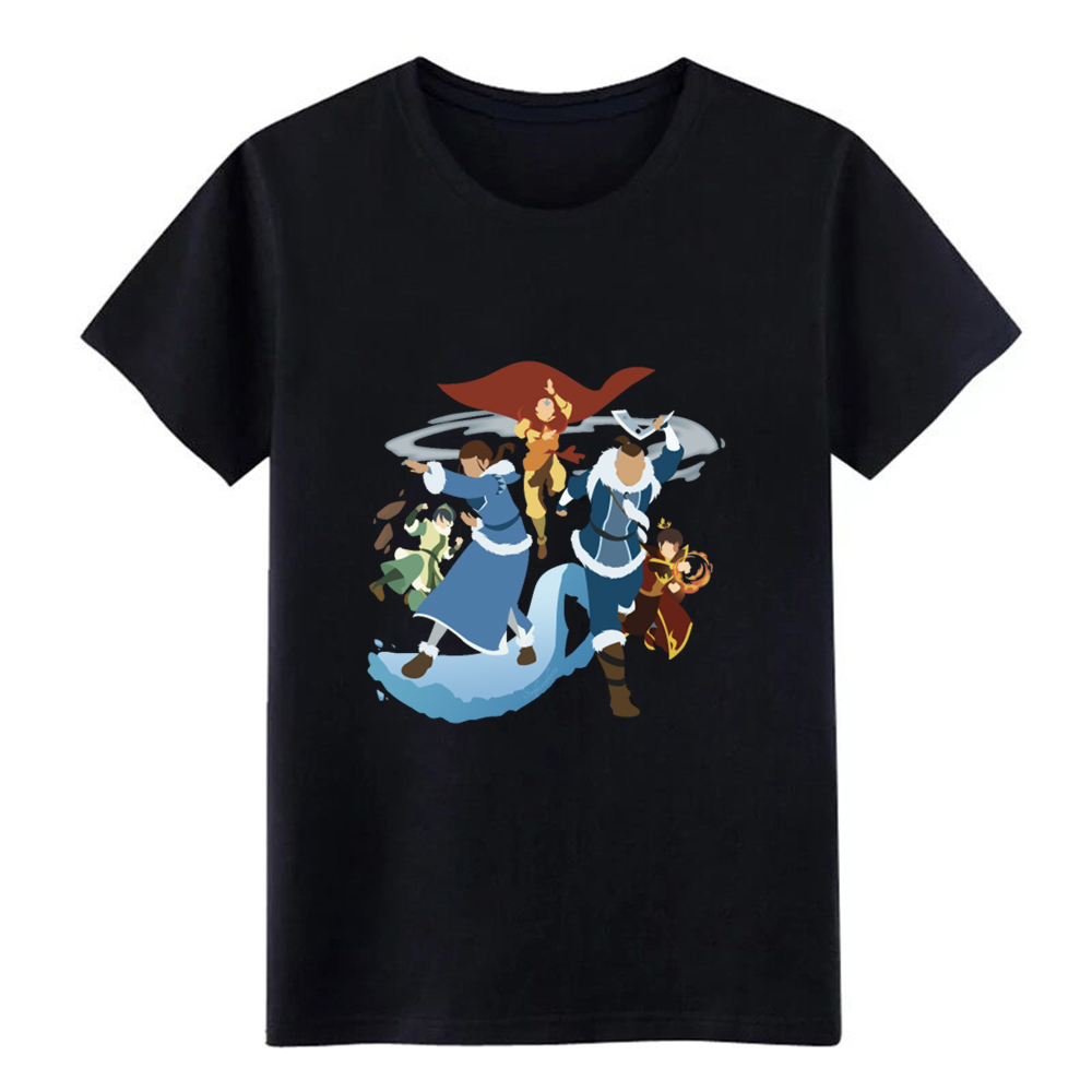 Avatar: The Last Airbender t shirt personalized Short Sleeve S-3xl Normal Crazy Funny Spring Autumn Normal shirt