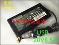 170 Вт Оригинальные Ноутбук Ac Адаптер Питания Зарядное Устройство Для Lenovo ThinkPad T540p T440p W540 Площади 20V8. 5A 170 Вт Y50-70 W541 p50