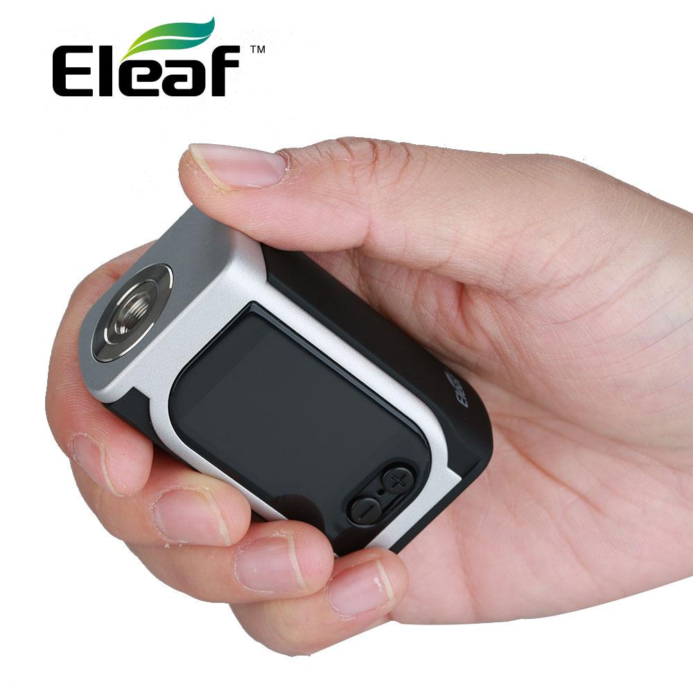 где купить Original Eleaf IStick Kiya TC Box MOD Built-in 1600mAh Battery Maximum Output 50W with 1.45inch Huge Color Screen E-cig Vape Mod по лучшей цене