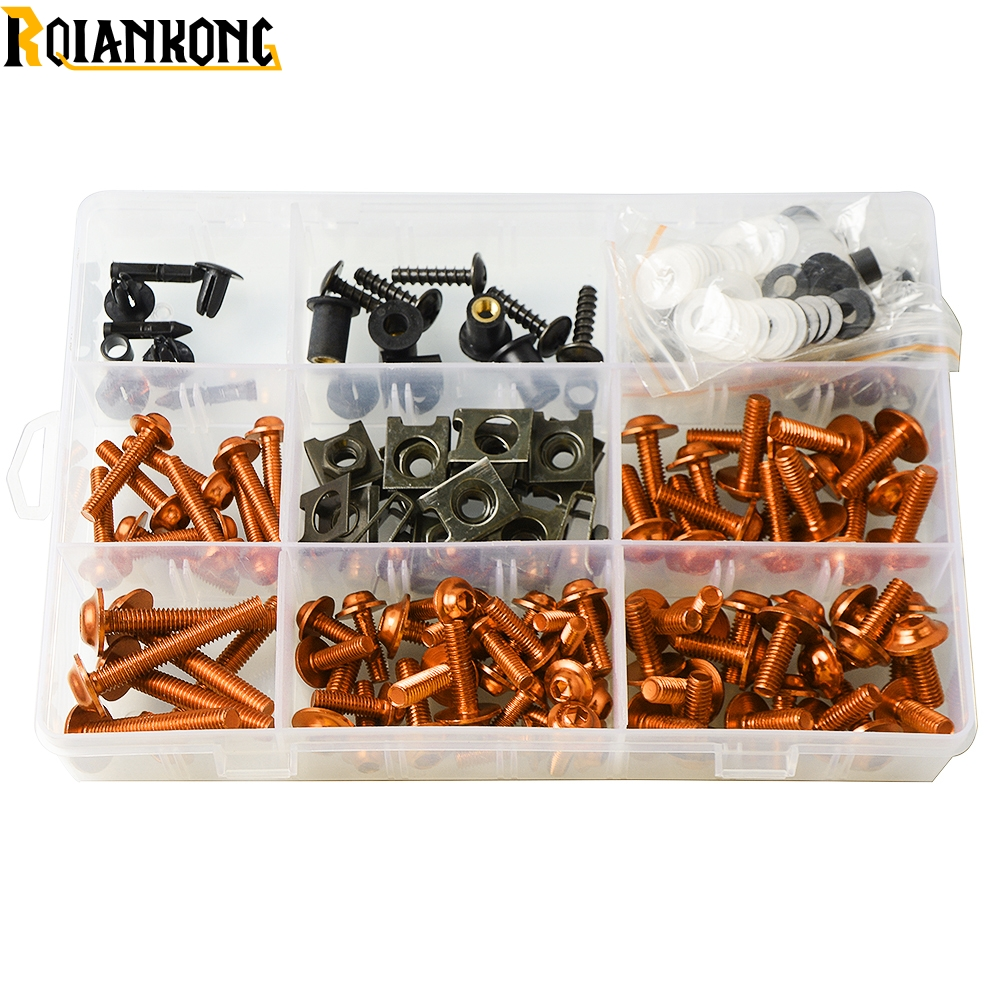 Motorcycle Full Fairing Kit windshield Body Work Bolts Nuts Screws for SUZUKI SV 650 sv650 sv650s aprilia pegaso TL1000S цена