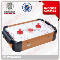 For Kids Children Toy Mini Air Hockey Game Table