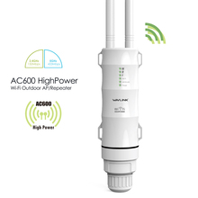 Wavlink Technology High Power Outdoor Weatherproof Wireless WIFI Router/AP Repeater, Dual Band Outer Detachable Antenna