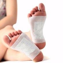 Sumifun 100pcs Patches Adhesives Charcoal Detox Foot Pads Pa