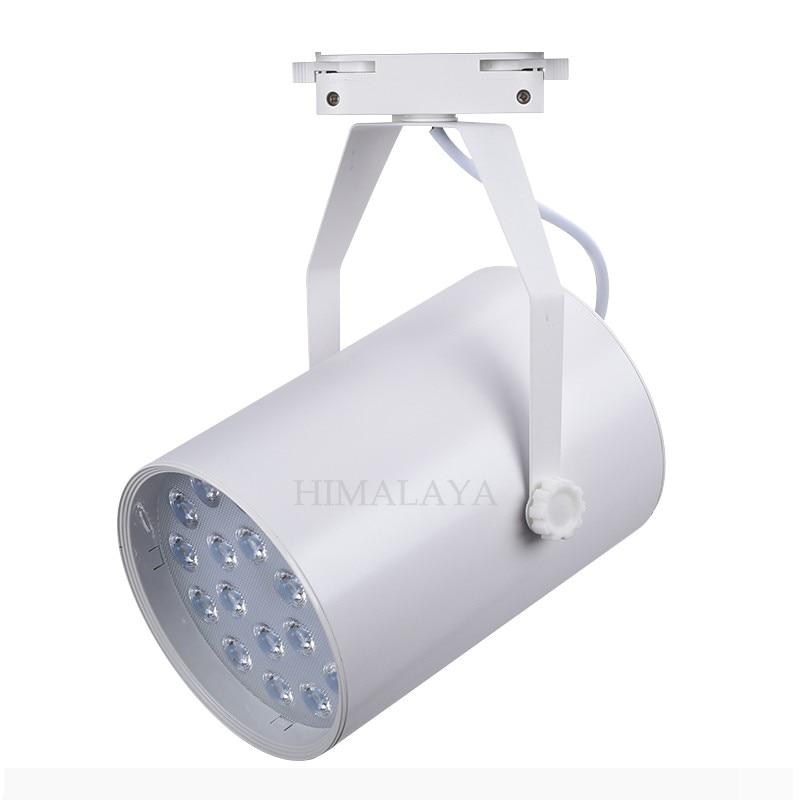 iluminação opcional Branco focos preto