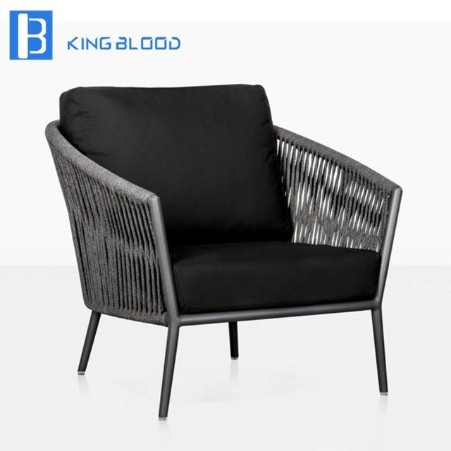 cdbd4e14c7 Luxury modern design wooden teak outdoor furniture sectional deep seat sofa