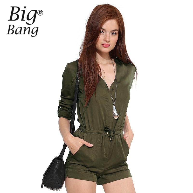 Popular Womens Green Jumpsuit-Buy Cheap Womens Green
