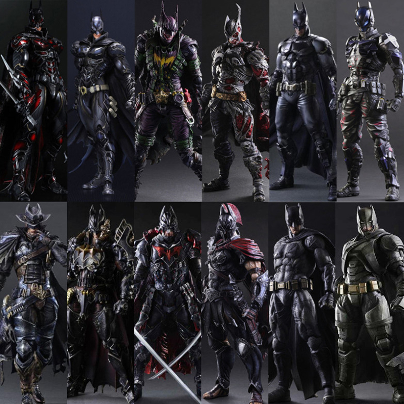 3 Civil War Revenge Series 32 Styles 25cm Captain America Iron Man Action Figures Toys for Children Collection Gifts