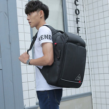 Men's business shoulder bag Oxford fashion large-capacity anti-theft computer bag fashion multi-function travel backpack business trip backpack anti theft shoulder bag large capacity computer backpack for men school bag oxford travel backpack