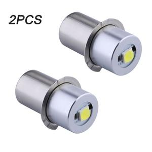 Image 2 - 2 uds P13. Base de 5S PR2 bombilla de actualización LED de alta potencia para Maglite, bombillas de repuesto Kit de conversión Led Fot C/D Flashlights antorcha