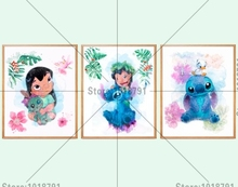5D DIY Diamond painting Cross stitch Cartoon Girl Full Square embroidery Anime fairy Round mosaic beauty