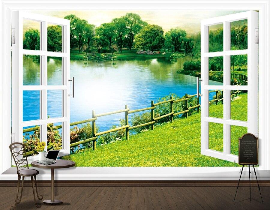 3d Stereoscopic Mural Wallpaper Custom Modern 3d Stereoscopic Tv Backdrop Mural Wallpaper