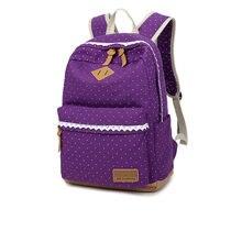 Школьная сумка отдых женский рюкзак школьный Студент Мешок Холщовый Печать Рюкзак  Необычные Кружева Школьные Сумки Подростков 751cbd85baf