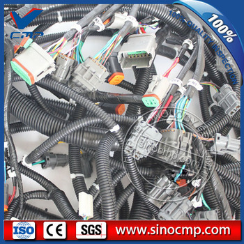 207-06-71113 Excavator wiring harness for Komatsu PC300-7 PC300LC-7 PC350-7 PC350LC-7 PC360-7
