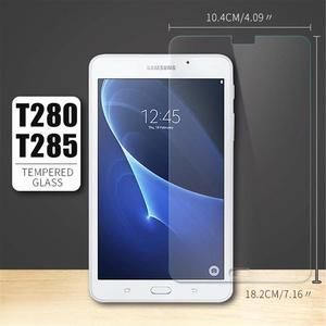 9H Screen Protector Tempered Glass For Samsung Galaxy Tab A A6 7.0 2016 SM-T280 SM-T285 7.0 inch Tablet Tempered Glass Guard(China)