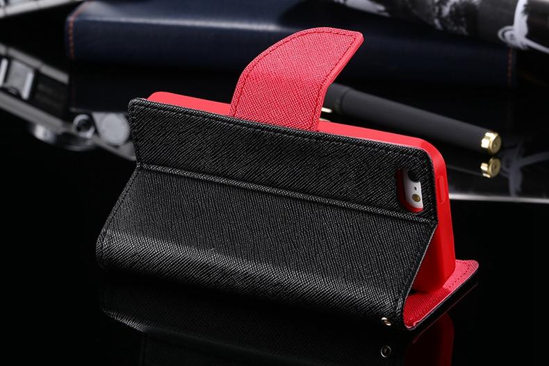 Kisscase dla iphone 4s przypadki nowy hit kolor skóry ultra odwróć case dla iphone 4 4s 4g wizytownik stań pokrywy torby telefon komórkowy 20