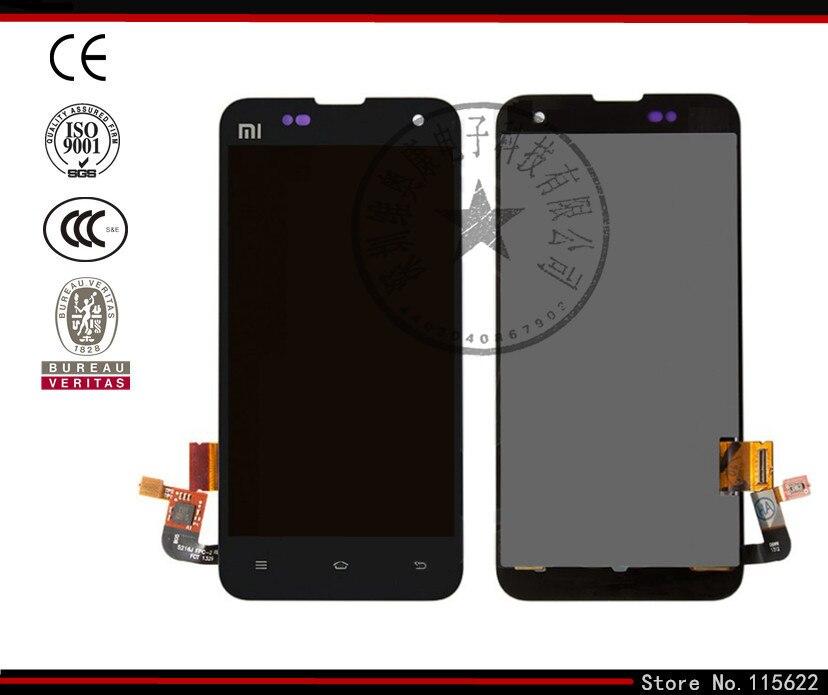 Pantalla lcd de pantalla para xiaomi mi2, Mi2S Teléfonos Celulares, (negro, orig
