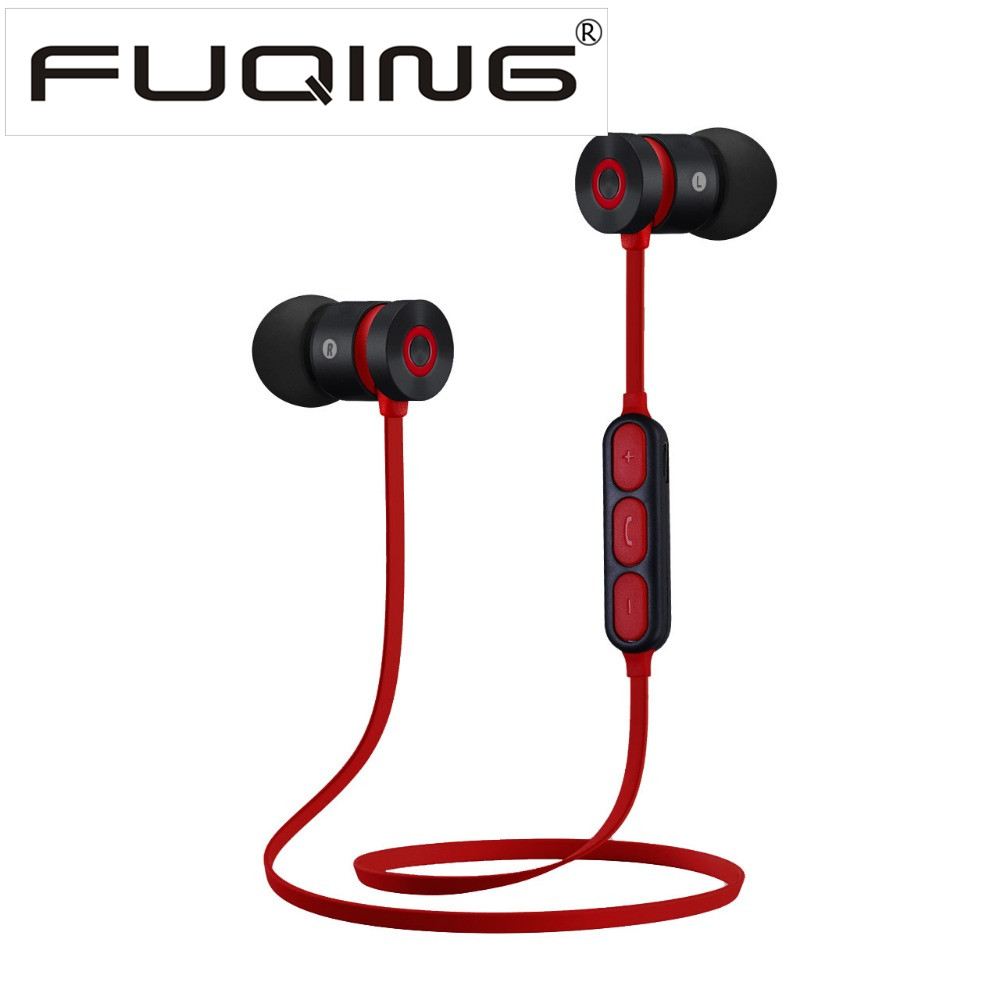 New Sport Running Bluetooth Headphone Magnetic suction Wireless Earphone headset stereo Earbuds earpiece With Mic for all phone free shipping wireless bluetooth headset sports headphone earphone stereo earbuds earpiece with microphone for phone