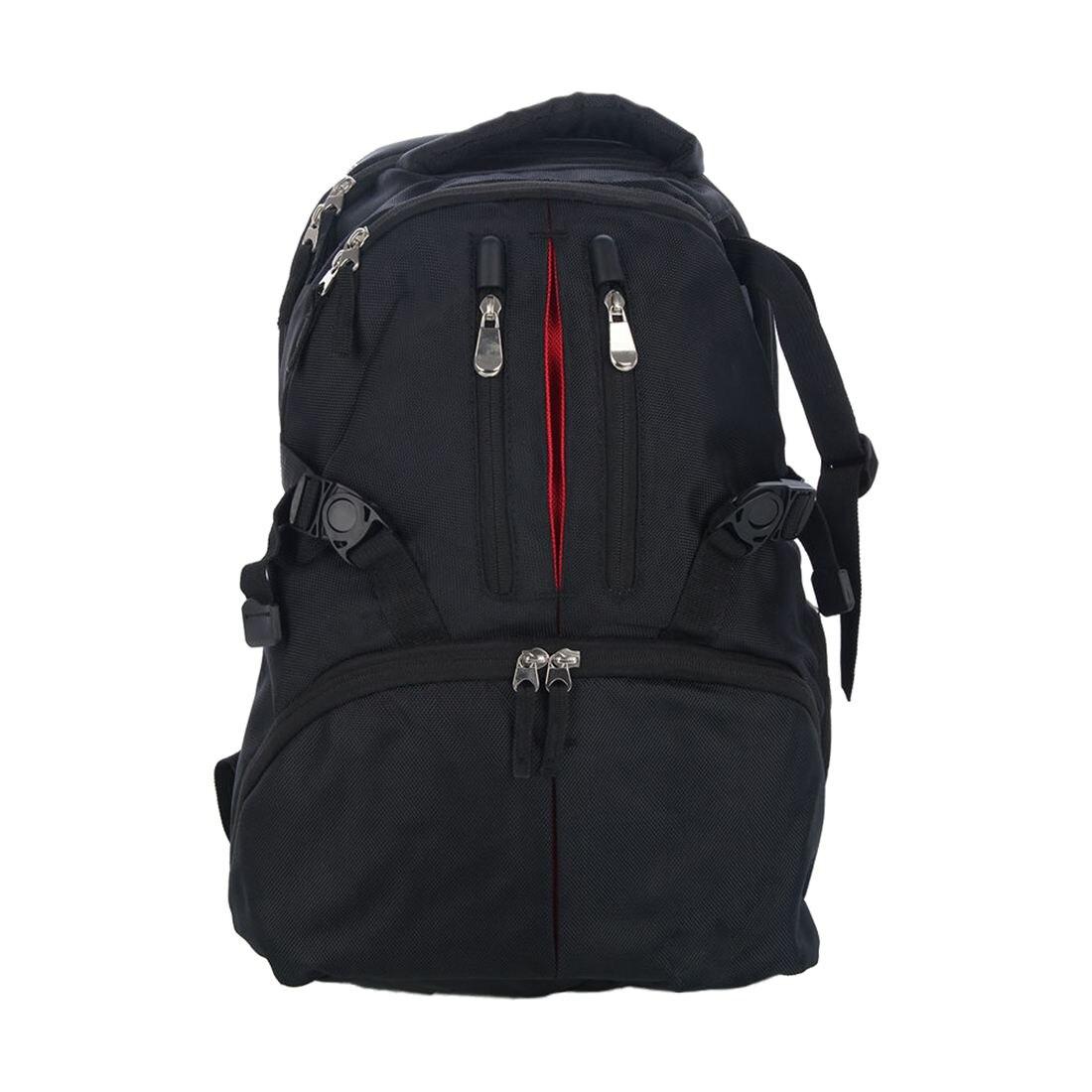 Camera Bag DSLR SLR Laptop Backpack Rucksack Case For Nikon Sony Canon Olympus case for nikon slr laptop backpack camera bag dslr - title=