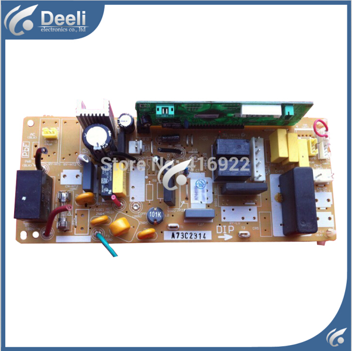 95% new good workingfor air conditioning motherboard A73C2314 control board on sale