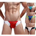 Men's Trunks Shorts Sexy Panties Board Shorts Top Design Men Hot Beach Pants High Quality Swimwear Elastic Underwear Male