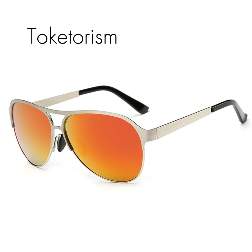 Toketorism New collection 2017 high end font b fashion b font oculos male sunglasses font b