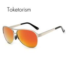 Toketorism New collection 2017 high end fashion oculos male sunglasses polarized uv400 oculos de sol 303