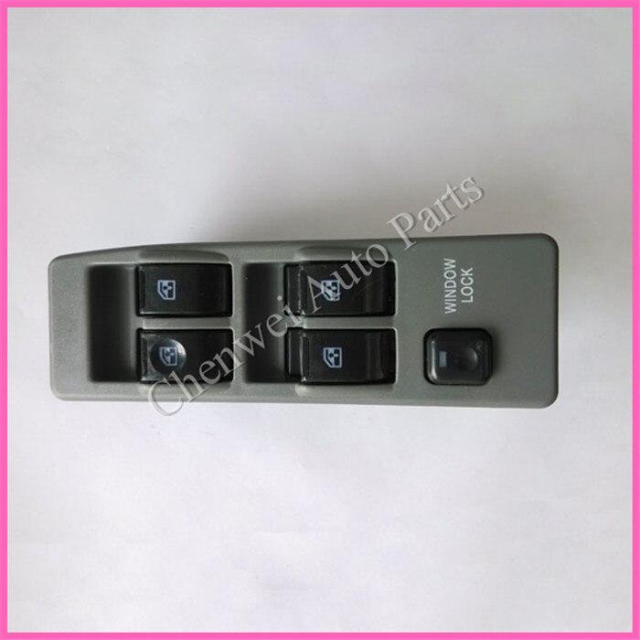 Interrupteur de fenêtre électrique MR753373 pour Mitsubishi Pajero/Montero 1990-2003 V31 V32 V