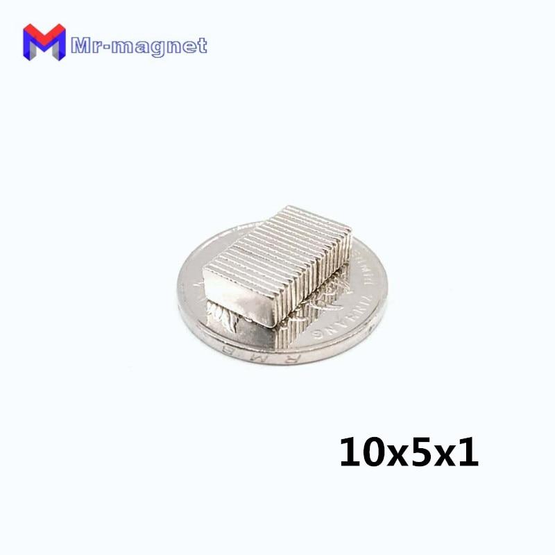 Magnetische Materialien Hardware Ndfeb Magnet Neo Dymium Magnet Projekte 10*5*1mm Reich An Poetischer Und Bildlicher Pracht Schneidig 500 Stücke 10x5x1mm Magnet 10x5x1 Neo Neo Dymium 10mm X 5mm X 1mm Magneten N35 10*5*1