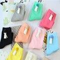 Japón kawaii divertido calcetines mujeres del Color del caramelo de las borlas de mujer calcetines lindos baratos 9 unids/lote Color Al Azar