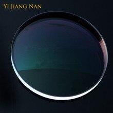 Yi Jiang Nan márka minőség 1.61 Index M-8 Erős átlátszó karcolásmentes karcolás színes optikai lencsék szemmel recepthez