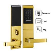 Smart Electronic Keypad Door Lock Digital Password Combination Code Door Lock For Home