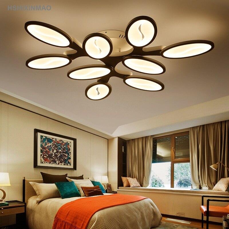 Postmodernen Einfache Wohnzimmer Deckenleuchte Individualitt Kreative Schlafzimmer Lampe Villa Baum Bltter Decke LeuchtenChina