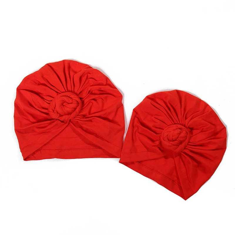 Одежда для новорожденных одежда для малышей Кепки хлопок узел галстука Индия чистый шляпа, Круглая Шапочка без полей, кепка зимние аксессуары на голову зимние тюрбаны повязка на голову, берет