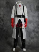 Team Fortress 2 Medic White Cosplay Costume