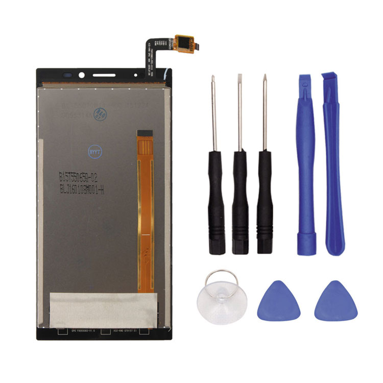 Doogee F5 Original LCD and Touch Screen Assembly Repair Parts 5 5 inch 1920x1080 For Doogee