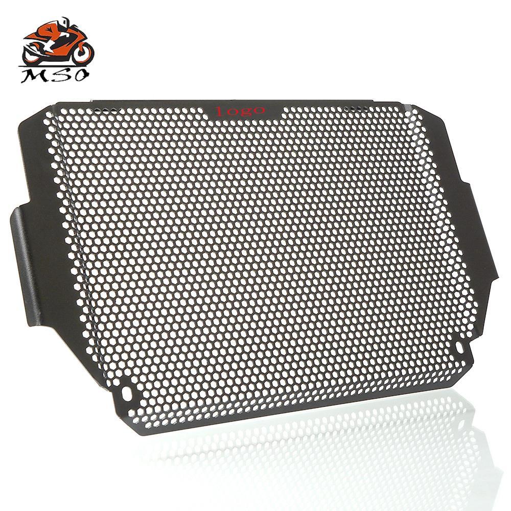 Moto moteur radiateur Grille garde couvercle protecteur gril pour kawasaki z900 z 900 2017-2018 Moto radiateur protecteur couvercle