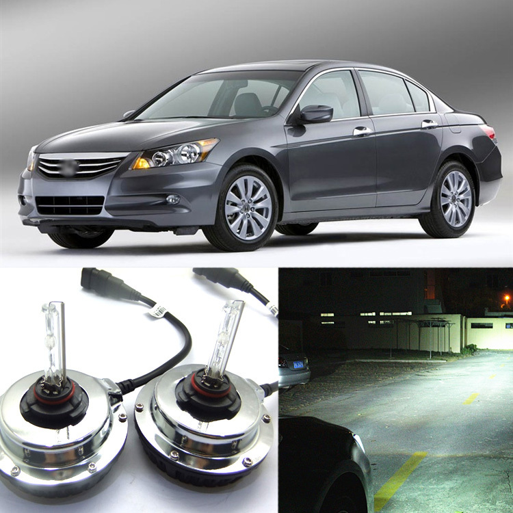New Generation All In One High Beam Error Free 9005 HID Lights For Honda Accord new generation all in one high beam error free 9005 hid lights for toyota camry