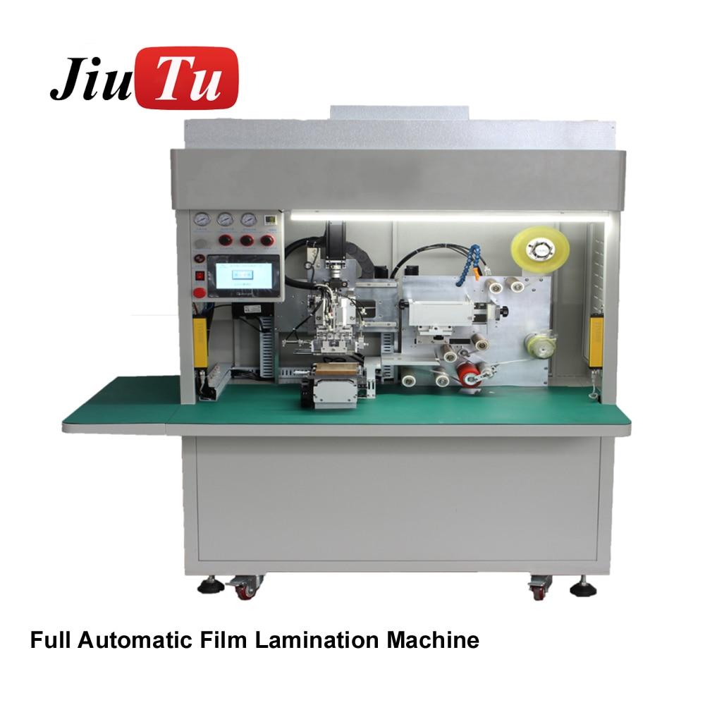Full Automatic Film Lamination Machine Mobile LCD Panel Glass OCA Film Polarizer Film Phone Repair Machine jiu(11)