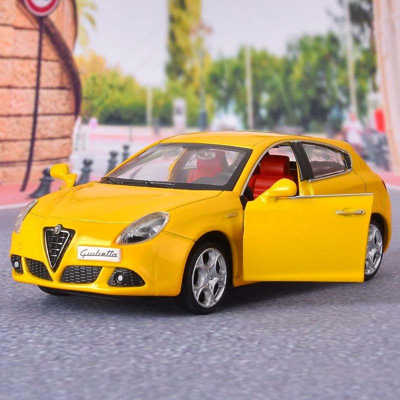 Wholesale High Simulation Romeo Model,1:32 Scale Alfa