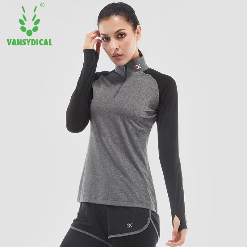 Women Long Sleeve Running Shirts Compression Fitness Yoga Tees Breathable Training Jogging Tops XXXL Sportswear