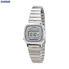Наручные часы Casio LA670WEA-7E женские электронные на браслете